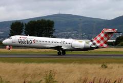 EI-EWI_01 (GH@BHD) Tags: aircraft aviation boeing 717 airliner b717 voe bhd belfastcityairport volotea eiewi