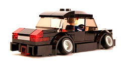 "VIP Car ""Bippu Hawk"" (Tamotsu_4WLC) Tags: car sedan lego vip bippu 4wlc"