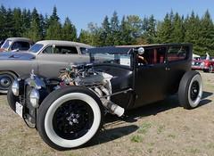 1927 Ford HotRod (bballchico) Tags: 1927 ford modelt chopped sedan hotrod terryg sylvieg arlingtondragstripreunionandcarshow arlingtoncarshow 206 washingtonstate arlingtonwashington