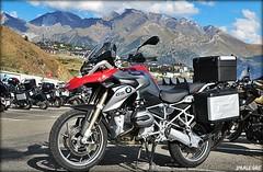 La magnífica BMW R 1200 GS con la que asistimos a los BMW Motorrad Days Formigal 2015, una moto brillante