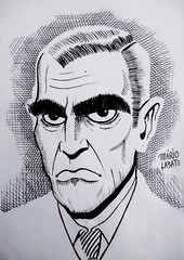 Boris (mariolabate) Tags: horror boris karloff mriolabate