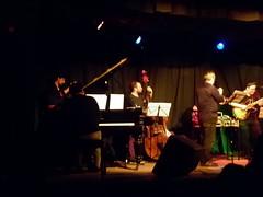 Jazz Concert en Teatro de la Media Legua - Martnez (dinaalb) Tags: de arte guitarra piano jazz vida dina bateria msica artes bandejas bitcora contrabajo msicos trompeta visuales vinilos