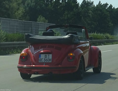 Volkswagen 1303 Kever/Beetle/Kfer Cabriolet (peterolthof) Tags: volkswagen 1303 kever beetle kfer peterolthof