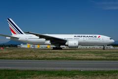 F-GSPC (AirFrance) (Steelhead 2010) Tags: boeing yvr airfrance freg b777 fgspc b777200er