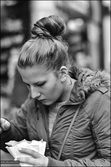 Portrait-19 (Nima Hajirasouliha) Tags: life street city portrait people urban blackandwhite bw london portraits photography 50mm nikon faces character snapshot streetphotography photojournalism documentary lifestyle personality identity human essence manual moment everyday 58mm londoners humanfaces d810 contemporarylife everydaylondon