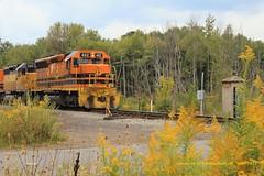 BP 452 n, Bradford, PA. 9-06-2012 (jackdk) Tags: railroad train bradford railway locomotive bp gw risi sd45 brp emd gwi bradfordpa sd452 sd45r emdsd452 emdsd45 emdsd45r