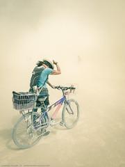 21-David Julian-Burning Man 2015 iPhone 5s-Jill in storm 2558 (David Julian ARTS) Tags: usa storm art desert jill nevada culture places burningman blackrockcity dust 2015 davidjulian iphone5s fujixt1 sonyrx100iii