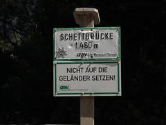Schettbrcke (aniko e) Tags: water forest trekking river outdoors austria stream wasserfall hiking falls waterfalls krimml schettbrcke