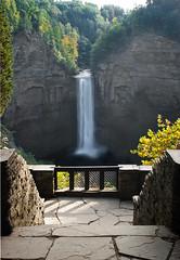 Taughannock Falls (margatt2012) Tags: cliff ny waterfall balcony lookout falls ribbon majestic powerful taughannock