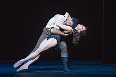 Watch: Members of the cast and creative teams on <em>Viscera</em>, <em>Afternoon of a Faun</em>, <em>Tchaikovsky Pas de deux</em> and <em>Carmen</em>
