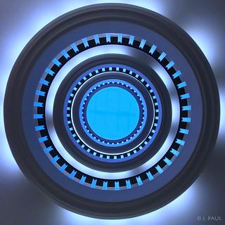 Blue hole - BBAW Berlin