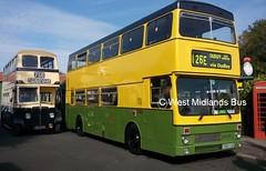 2989 E989 VUK (WMT2944) Tags: travel west vuk midlands metrobus mcw 2989 wmpte mk2a e989