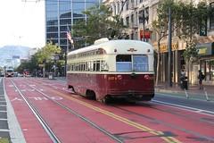 1946 St. Louis Car Co. #1074 (busdude) Tags: new city toronto car st louis san francisco ttc twin railway muni transit co jersey streetcar commission rapid municipal pcc njt newjerseytransit torontotransitcommission