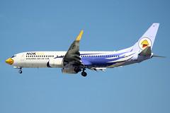 B737 (HS-DBN) (Nutthanun Plongphan) Tags: airplane aircraft aviation landing boeing spotting b737 planespotting nokair boeing737 spotter planespotter airspotter