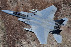 United States Air Force - McDonnell Douglas F-15C Eagle - USAF 78-0521 - Rainbow Canyon - Father Crowley Vista Point - Death Valley, California - November 2, 2015 121 RT CRP (TVL1970) Tags: airplane geotagged nikon eagle aircraft aviation f100 deathvalley boeing usaf usairforce militaryaviation pw airnationalguard fathercrowleypoint f15 mcdonnelldouglas prattwhitney rainbowcanyon deathvalleynationalpark unitedstatesairforce militaryaircraft afterburner f15eagle gp1 afterburners f15c reheat caang f15ceagle f100pw220 boeingf15eagle boeingf15ceagle nikkor70300mmvr 70300mmvr californiaairnationalguard californiaang mcdonnelldouglasf15eagle mcdonnelldouglasf15ceagle 144fw 144thfighterwing prattwhitneyf100 nikongp1 fathercrowleyvista pwf100 fathercrowleyvistapoint prattwhitneyf100pw220 starwarscanyon d7200 780521 nikond7200 jeditransition usaf780521 af780521