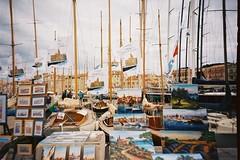 F1000023 (AN4 x 100% analog - 0% retusche (retouching)) Tags: boat lomo lca ship kodak yacht sttropez côtedazur 100 et rivera rl frech etcetera ektar cetera frenchrivera cetra an4 lomolcarl