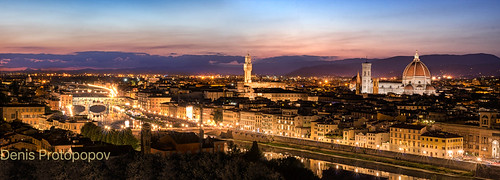 Florence pano beautiful