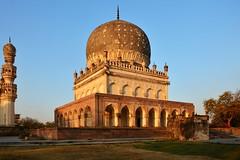 India - Telangana - Hyderabad - Tomb Of Hayat Baksh Begum - 17 (asienman) Tags: india hyderabad tombs telangana asienmanphotography qutbshahiheritagepark