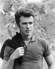 Clint Eastwood (Colorized by TOSHIO.Y) Tags: clinteastwood