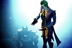 Hallucinations of the Joker... (mostaphaghaziri) Tags: comics miniatures miniature nikon comic superhero batman joker imagination figures soe hallucinations d7200 nikond7200