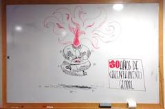50 cumpleaños de Buzo
