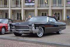 Cadillac de Ville Convertible (1968) (Transaxle (alias Toprope)) Tags: autoclassic leipzig saxony auto autos amazing beauty bella beautiful bellamacchina cars car coches coche carros carro d90 design klassik kraftwagen kraftfahrzeuge macchina macchine motor nikkor nikon power powerful retro soul styling street voiture voitures wheel wheels youngtimer cadillac deville convertible 1968