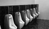 """Bangkok, city of angels and angles (Sailing """"Footprints: Real to Reel"""" (Ronn ashore)) Tags: bw leicam7 leica50mmf2summicroniv publictoilets urinals rangefinder angles trixinxtol primelens 50mmlens 35mmfilmphotography"""