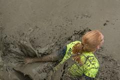 impact (stevefge) Tags: berendonck strongviking viking mud reflectyourworld event endurance girls people candid yellow nederland netherlands nederlandvandaag action