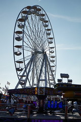 DSC02204 (A Parton Photography) Tags: fairground rides spinning longexposure miltonkeynes fireworks bonfire november cold