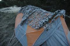 Grosse gelée ! (Samuel Raison) Tags: vercors hautsplateauxduvercors tente mountainhardweartrango31 mountainhardwear nikon nikond3 nikond800