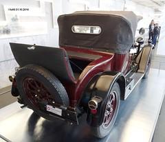 fiat-509-03 (tz66) Tags: automobilausstellung kaiser franz josefs hhe fiat 509 7 prewar car