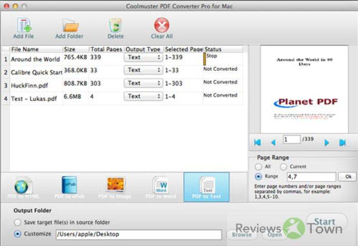 Top 10 Best Doc to PDF Converter Free Software for Mac and Windows