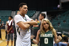 2016 Basketball Madness, 10/20, Chris Crews, DSC_9274 (Niner Times) Tags: 49ers basketball cusa charlotte d1 mens ncaa unc uncc womens ninermedia