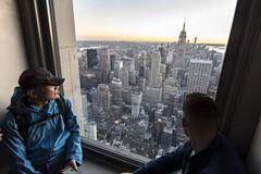 (tulel) Tags: nuevayork newyork empirestate topoftherock
