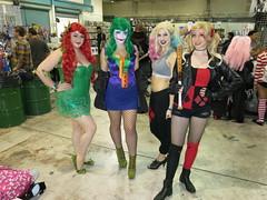 Sac-Con 2016 016 (Henchman 21) Tags: saccon 2016 saccon2016 costume cosplay poisonivy joker harleyquinn