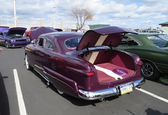 Mission BBQ Philly Car Show (Speeder1) Tags: mission bbq philadelphia car show classic muscle vintage coupe hot street rod machine truck ford mercury chevy mustang bel air corvair camaro chevelle roadster honda civic mopar plymouth dodge road runner corvette charger cougar october 2016