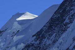 Liskamm (JohannesMayr) Tags: liskamm wallis menschfresser licht himmel sonne berg mountain ridge grat summit gipfel zermatt schweiz switzerland gletscher schnee snow eis sun glacier ice