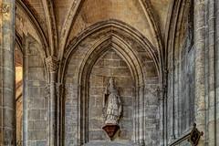 Collgiale Notre-Dame-et-Saint-Loup de Montereau - HDR (gilles_t75) Tags: d5300 france gillest hdr nikkor1855mmf3556 nikon bracketing exposurefusion highdynamicrange photohdr photomatix tonemapping montereaufaultyonne ledefrance collgiale glise notredameetsaintloup seineetmarne77