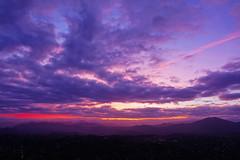 Mt. Helix, La Mesa, CA (larisavoronina) Tags: approved dawn sunrise color