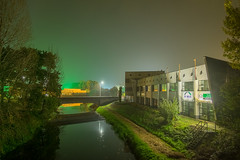 Lichtvervuiling Lochem (tomborger) Tags: lichtvervuiling lochem friesland campina light pollution