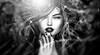 Sѕѕѕѕт... I'м α dreαм... ♥ Mу в&ω ѕєяιєѕ (AyE ღ I'м α vιѕιoɴΛЯT) Tags: digitalart digitalpainting digitalfantasy painting artworks portraits beauty illustrations artportrait ritratto retrato portrature dreamy vision magical emotionalart emotional dreams blackwhite bw bianconero ♥