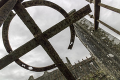 The Sign of the Cross, Mungret, Limerick (Sean Hartwell Photography) Tags: mungret church ruins derelict cross rust graveyard grave christianity religion catholic decay limerick countylimerick ireland tombs