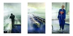 Serie du 08 07 16 : Calais - Douvre (basse def) Tags: boats sea people england