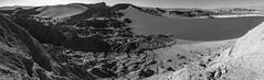 Valle de la Luna textures (Mark McCaughrean) Tags: valledelaluna sanpedrodeatacama atacama desert chile blackandwhite
