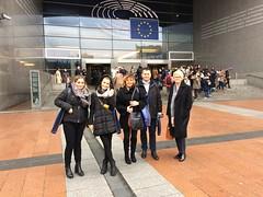 Wizyta dziennikarzy z Wielkopolski