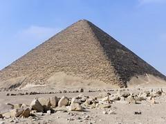 Rote Pyramide, Dahschur (Mutnedjmet) Tags: egypt pyramide 4dynastie altesreich ägypten rotepyramide dahschur pharao snofru