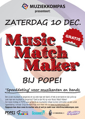 DF-10dec16-MusicMatchMaker (PopEi-flickr) Tags: popei klokgebouw300 eindhoven livemuziek livemusic bands djs workshops ladyada musicmatchmaker muziekkompas cke djschool