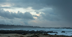 17 (nosha) Tags: landscape ca beauty sea nosha california blue ocean beautiful 17 shore pacificgrove seascape usa coast pacific water