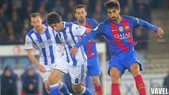 1DX_0990 (VAVEL Espaa (www.vavel.com)) Tags: realsociedad liga laliga barcelona bara barca fcbercelona anoeta 2016 1617 donostiasansebastin barcelonavavel fcbarcelona