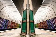 The Cathedral (matthiasstiefel) Tags: underground ubahn metro dlferstrase mnchen bavaria bayern munich